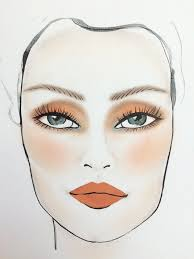 makeup for gray hair and green eyes
