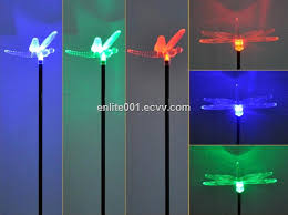 light multi color led lamp acrylic