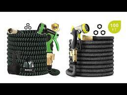 expandable garden hose 100ft for 2020