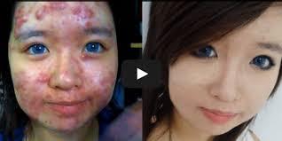asian makeup transformation show