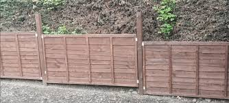Incised Timber Fence Post 75x75mmx1 8m Wickes Co Uk