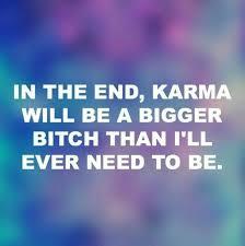 karma quotes posts facebook