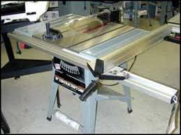 Machine Guarding Etool Saws Table Saws