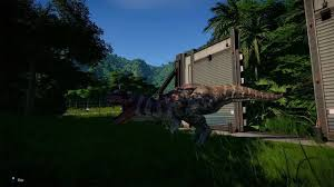 How To Build Electric Fence In Jurassic World Evolution Techlector