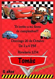 Tarjeta Invitacion Hot Wheels Digital Cumpleanos 150 00 En