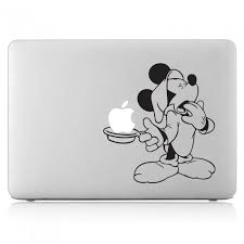 Mickey Mouse Laptop Macbook Vinyl Decal Sticker