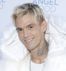 Aaron Carter moves boldly ahead with a Medusa face tattoo - Los ...