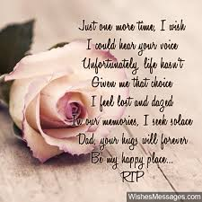 rip poems for dad funeral poems for a