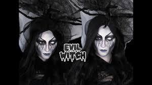 creepy witch makeup tutorial saubhaya