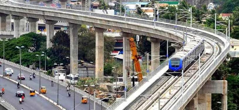 "Image result for chennai metro"""