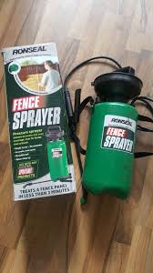 Ronseal Fence Spray In B25 Birmingham For 10 00 For Sale Shpock