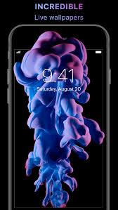 everpix cool live wallpaper 4k app for