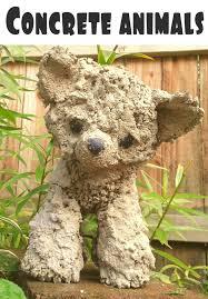 concrete animals for your garden
