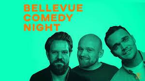 Bellevue Comedy Night: Ruben Søltoft, Mark le Fêvre og Thomas Warberg in  Klampenborg | 14.05.2020 | Buy tickets