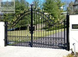 Wrought Iron Metalworks Fabrication Anderson Ironworks