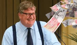 Johnson trousers £10K from financier who made millions shorting sterling in  wake of referendum – The Red Roar