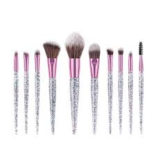 china makeup brush set 10 pcs premium