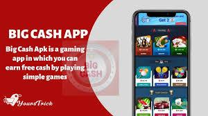 Big Cash App Download | Get ₹100 Paytm/Refer | Big Cash Refer Code -  YoursTrick