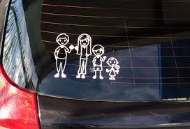 La Familia Garcia Perez Que Majo Vinyl Car Decal Stickers Happyfamily Familystickers Pegatinas Originalpeop Family Decals Vans Stickers Family Stickers