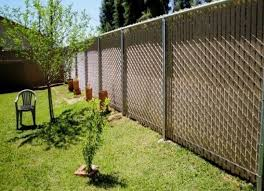 Decor Fence Covering With Remarkable Chain Link Fence Covering 9 Bardas De Casas Jardines Verjas