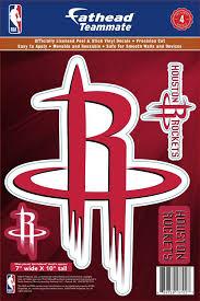Fathead Houston Rockets Logo Wall Decal Dick S Sporting Goods