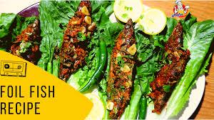 Foil Fish Recipes Pakistani