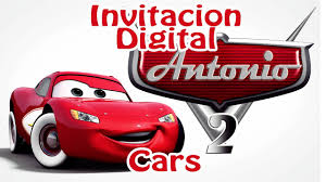 Invitacion Virtual Cars I Youtube