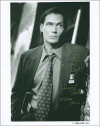 Jimmy Smits - Inscribed Printed Photograph Signed In Ink | HistoryForSale  Item 288585