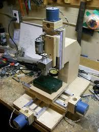 cnc milling machine diy cnc