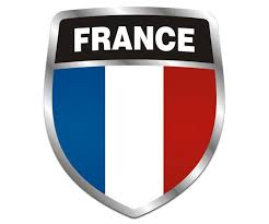 Buy France Flag Shield Decal 5 X4 3 French Vinyl Car Bumper Sticker Zu1 Motorcycle In Sticker City Ca For Us 4 95