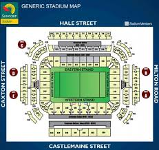 Suncorp stadium map - Suncorp map (Australia)