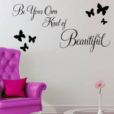 Beautiful Wall Art Stickers Pics Nature Quotes Most You Are Vamosrayos