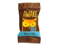 awake caffeinated chocolate milk