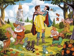 cartoon widescreen wallpaper image
