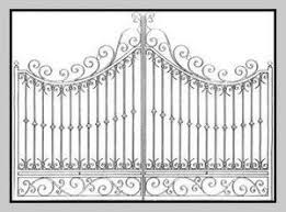 Antique Design Wrought Iron Gates At Best Price In Ahmedabad Gujarat Toolasian International