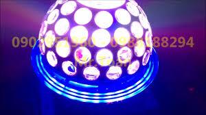 Đèn LED Laser xoay đổi nhiều màu cho phòng Karaoke - Đèn Fala. Ms: T487