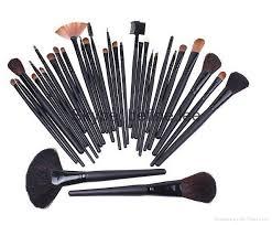 mac make up brushes 32pcs cosmetic