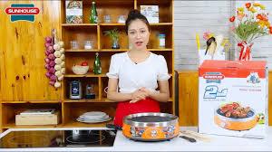 TRẢI NGHIỆM COMBO BẾP NƯỚNG - LẨU 2 TRONG 1 - YouTube