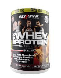 100 whey protein plus elite series by