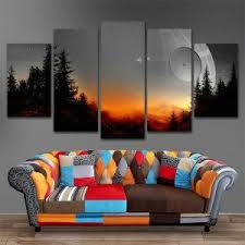 panel wall art canvas prints large