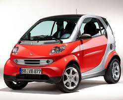 mercedes benz smart fortwo petrof