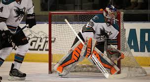 Sharks Re-Sign Goaltender Aaron Dell   San Jose Barracuda