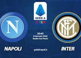 Napoli-Inter. Curiosità e statistiche
