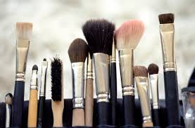 infections from dirty makeup brushes