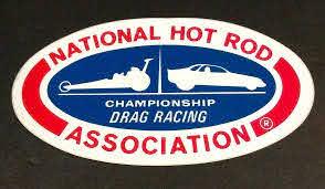 National Hot Rod Association Drag Racing Championship Nhra Decal Sticker Drag Racing Nhra Racing Stickers