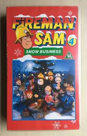 Fireman Sam 4 - Snow Business   BBC Video (UK) Wiki