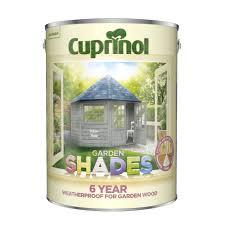 Cuprinol Garden Shades Urban Slate Matt Wood Paint 5 Departments Diy At B Q