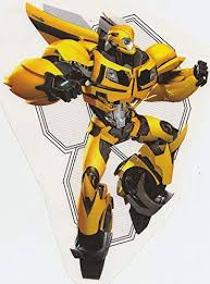Amazon Com 8 Inch Bumblebee Transformers Decal Autobots Robots Removable Peel Self Stick Adhesive Vinyl Decoration Wall Sticker Art Kids Room Home Decor Boy Children Nursery 6 X 8 Inches Arts Crafts Sewing