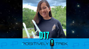 """Positively Trek 17: """"You Can't Be Afraid of the Wind"""" - Fan Spotlight: Carly  McDonald - YouTube"""