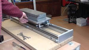 surface grinder build little progress